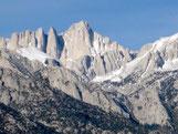 Mount Whitney - California