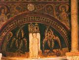 estasi di S.Francesco - Battistero di Parma