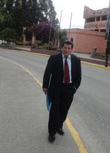 Mgstr. Carlos Ortiz Rea