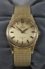 Omega Constellation 18ct Gelbgold
