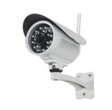 NWIP-0B4 802.11b/g/n IP Camera - 20m Night vision M-JPEG | Click to enlarge