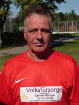 Alter Schwede: Jörn Mohr kam zum Einsatz.