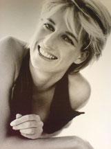 Lady Diana, Mercure R en maison VII.