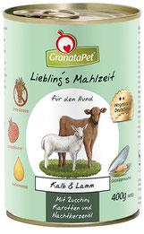 Bild: GranataPet Nassfutter für den Hund