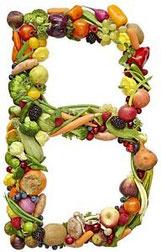 vitamine del gruppo b e gli alimenti che la contengono