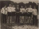 Dressen der GAK-Leichtathleten