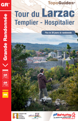 Tour du Larzac Templier Hospitalier (GR 71 C et D)