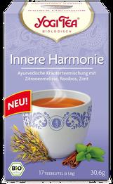 Innere Harmonie Yogi Tea 17 Teebeutel Bio  Sanft, bedächtig, ausbalanciert.
