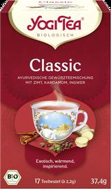 Yogi Tea Classic Ayurvedische Gewürzteemischung Bio