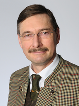 Prof. Dr. Jürgen Ellenberger (Präsident LJV Hessen)