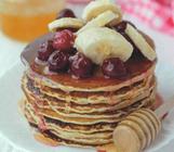 Pancake ricetta  light