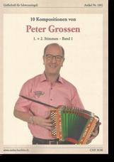 Notenheft Peter Grossen - Schwyzerörgeli lernen - örgeli-studio Schwyz