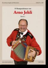 Notenheft Arno Jehli - Schwyzerörgeli lernen - örgeli-studio Schwyz