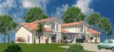 Résidence Seniors Haut de Gamme 40 villas, Club House & Piscine Jaccuzzi