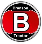 Branson Tractors logo
