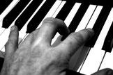 Klavierspieler / Pianist - Tasten und Technik
