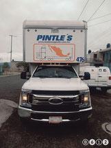 Camioneta mudancera 40 Mts.3 en Ecatepec