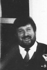 Pastor Wefers im Jahre 1998