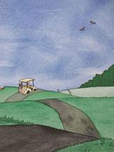 『ゴルフの本』21ページ目