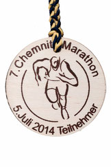 7. Chemnitz Marathon von Janet