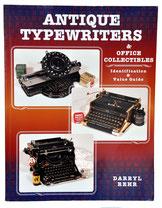 ANTIQUE TYPEWRITERS Darryl Rehr 1997