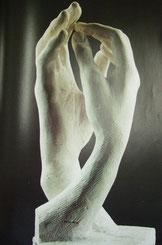 """""""Cathédrale"""" - Rodin"""
