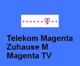 Kabel TV Telekom Magenta Zuhause M Magenta TV