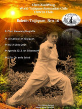 Boletín Taijiquan Cxwta-Chile Nº10