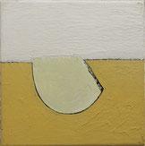 Alois Riedl o.T., 1999 Öl/ Leinwand 30x30