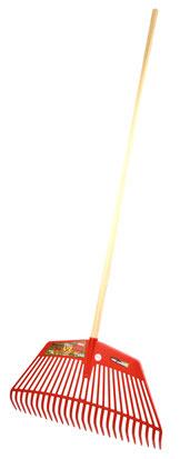 Kombi Laubrechen 2 in 1 breit