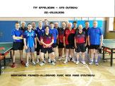 Freundschaftsspiel                      Eppelborn - Outreau Mai 2015