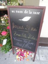 もっとフランスのお花文化を知りたくなりました✿