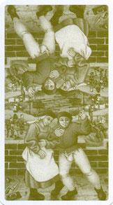 Tarot Bruegel - Dos