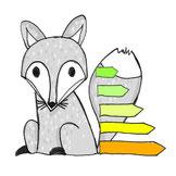 Grafik Fuchs Energiesparen