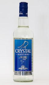 Crystal White Rum aus St. Lucia