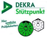 Als Motorrad und Roller Prüfstützpunkt für TÜV und DEKRA Hauptuntersuchung mit AUK (Abgas-Untersuchung-Kraftrad) haben wir jede Woche feste Termine