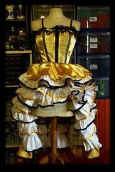 robe de cancan pour vos spectacles cabaret
