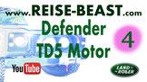 TD5 Motor, Defender Motor, Diesel Motor, Offroad Motor, engine, patrol engin,