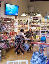 Café MIWI und Kiosk