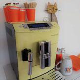 Kaffeevollautomat Tierärzte Steglitz