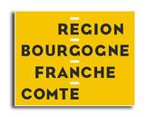 STICKER BOURGOGNE REGION FRANCHE COMTE