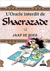 L'oracle interdit de Shérazade, Pierres de Lumière, tarots, lithothérpie, bien-être, ésotérisme