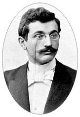 Emanuell Lasker Weltmeister 1894 - 1921