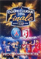 Programme  PSG-Lille  2015-16