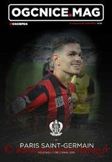 Programme  Nice-PSG  2015-16