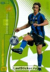 N° 221 - Zlatan IBRAHIMOVIC (2008-09, Inter Milan, ITA > 2012-??, PSG) (Best)