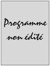 Programme  PSG-Lorient  2015-16