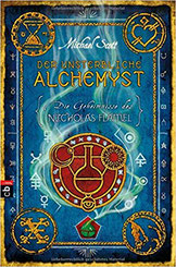 Die Geheimnisse des Nicholas Flamel Michael Scott Buchcover Jugendbücher Fantasy