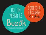 - 10 % si règlement en Bzk
