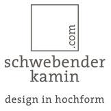 Schwebender Kamin erhältlich bei Praxmarer Ofenbau in Tirol